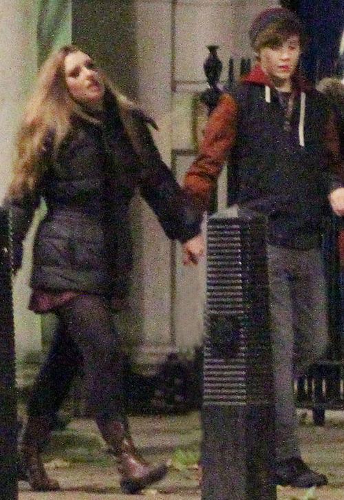 george and ella dating sim