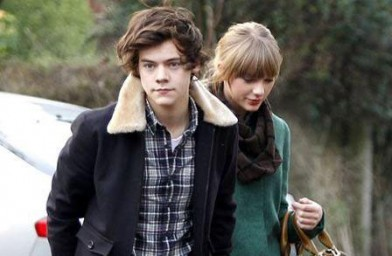 Harry and taylor not dating