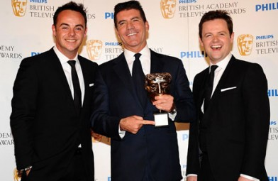 Ant and Dec -simon cowell