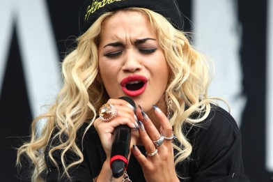 Rita Ora stays at 'hardcore' detox camp