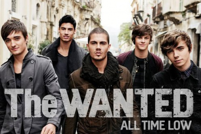 The Wanted Confirm 'All Time Low' As Next US Single