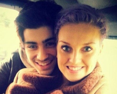 Zayn Malik and Perrie Edwards 01