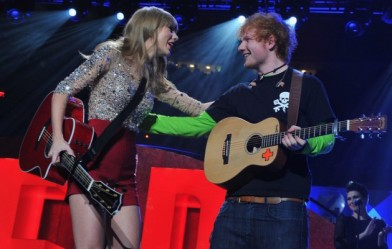 Ed Sheeran - Taylor Swift 03