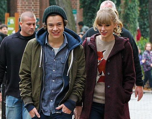 Taylor+Swift+and+Harry+Styles