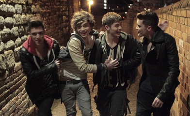 Union J carry you video