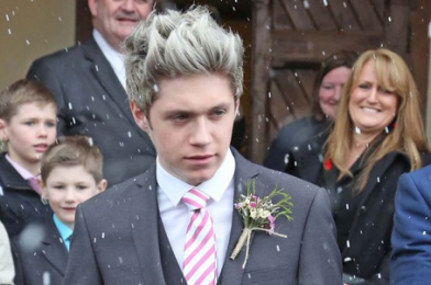 niall wedding
