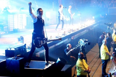 Best of McFly tour 2013 - final show, Wembley Arena