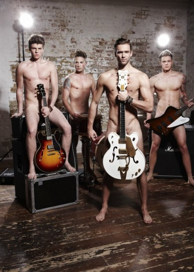 Lawson's nude photo shoot for Cosmopolitan (Credit: Antonio Petronzio)
