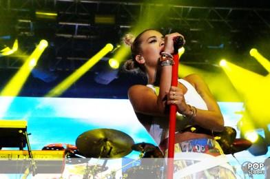 Rita Ora - Sound Island Festival 2013