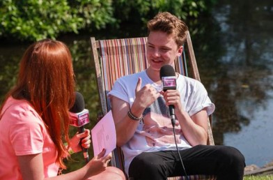Conor Maynard - Alton Towers Live