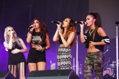 Little Mix - Alton Towers Live