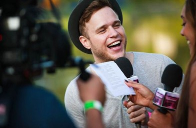 Olly Murs - Alton Towers Live