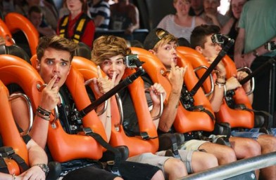 Union J - Alton Towers Live