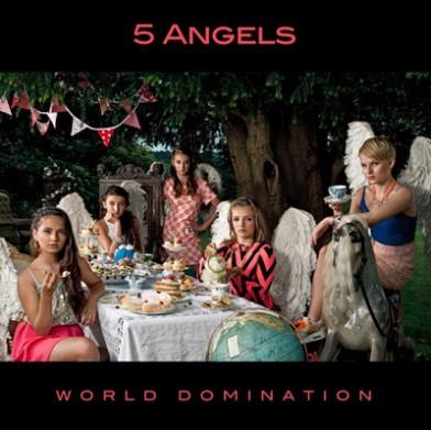 5 Angels - WorldDomination Artwork