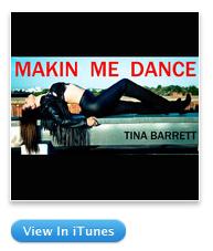 iTunes - Music - Makin' Me Dance - EP by Tina Barrett