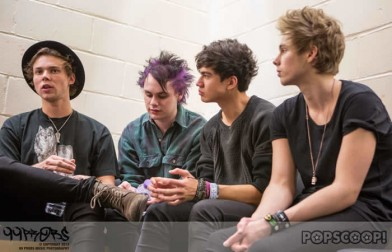 5 seconds of summer interview