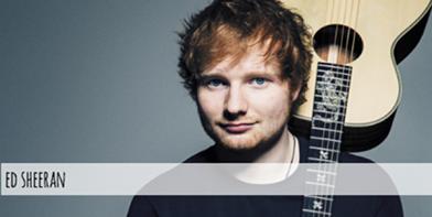 Ed sheeran feature