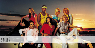 sclub7 feature
