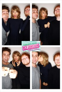 BBCRadio1BreakfastShow_NickGrimshaw_TaylorSwift_Ed Sheeran