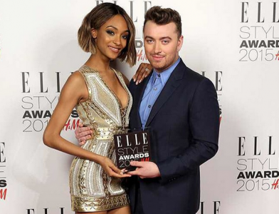 Sam Smith wins Musician of the Year, presented by Jourdan Dunn