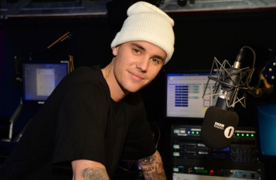 Justin Bieber on The Radio 1 breakfast Show with Nick Grimshaw_20
