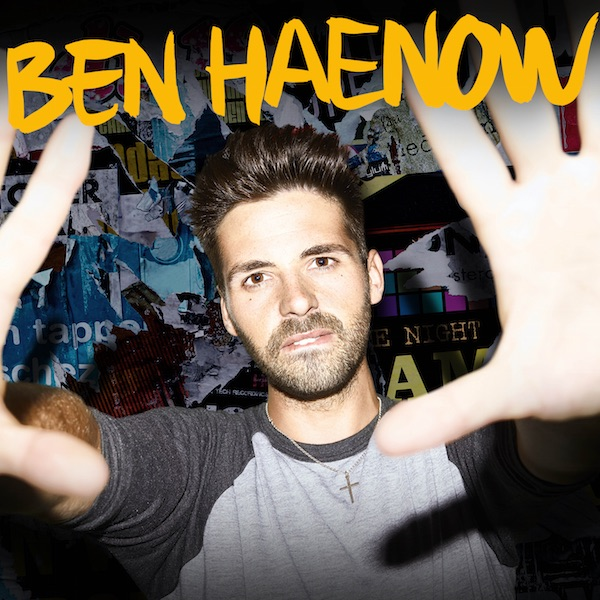 Signing Ben Haenow Visits Hmv To Celebrate The Release Of