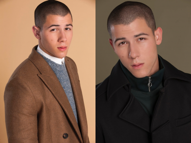 nick jonas magazine