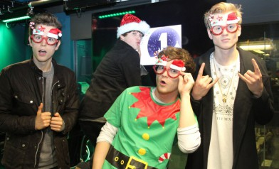 the vamps radio 1 b