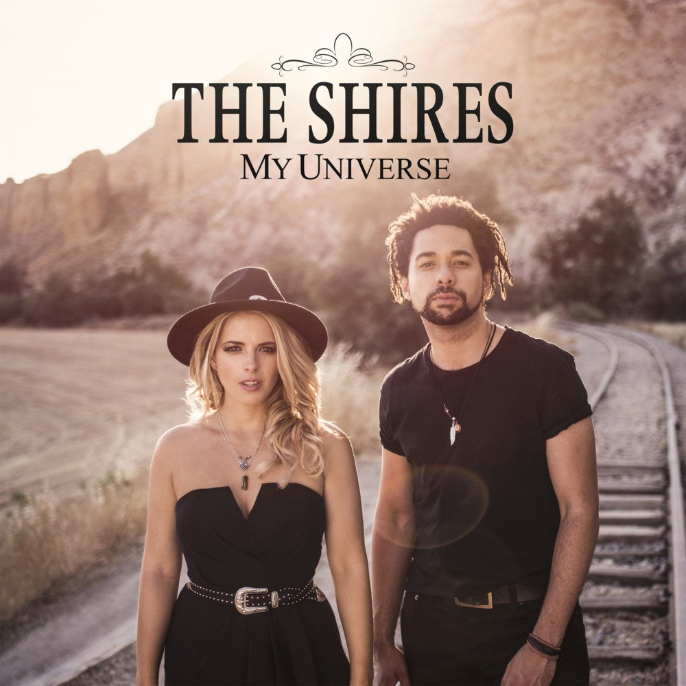 The Shires make chart history with fastest-selling UK country album