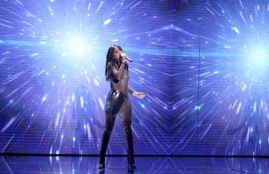 """Watch: Camila Cabello perform """"Never Be The Same"""" on The"""