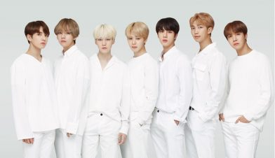 Korean Pop Sensations Bts Announce Love Yourself World Tour Pop