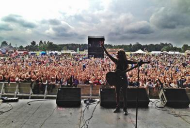 Ria Ritchie Sundown Festival