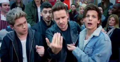 WATCH: One Direction unveil Midnight Memories video • Pop Scoop! - Music News | Interviews ...